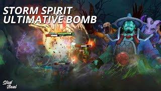Storm Spirit Ultimative Bomb