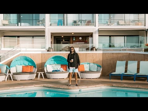 DORMIRE GRATIS in hotel in cambio di foto? (Vlog California)