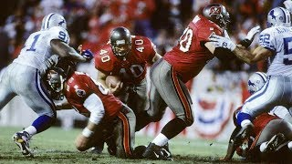 Top 100 Players in Tampa Bay Buccaneers History