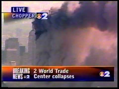 CBS2 NY News on 9/11/2001, 9:50 - 10:19 a.m.