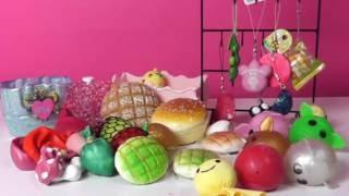 DIY小物&スクイーズ紹介♪【なないろちゅーぶ】人気動画! thumbnail