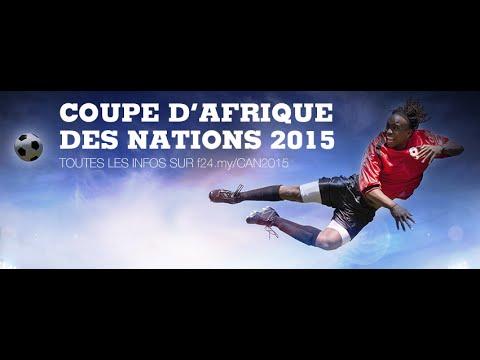 Can 2015 pr sentation de la 30e coupe d 39 afrique des - Coupe afrique des nations 2015 groupe ...