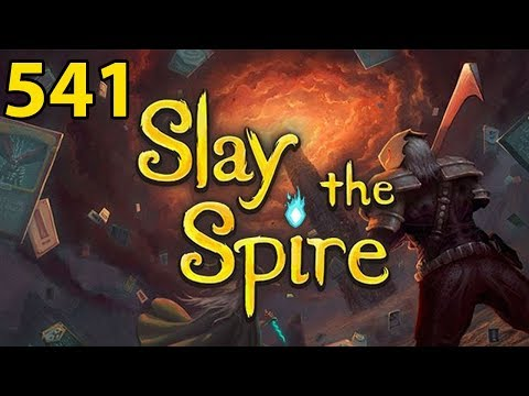 Slay the Spire - Northernlion Plays - Episode 541 [Eyeball]
