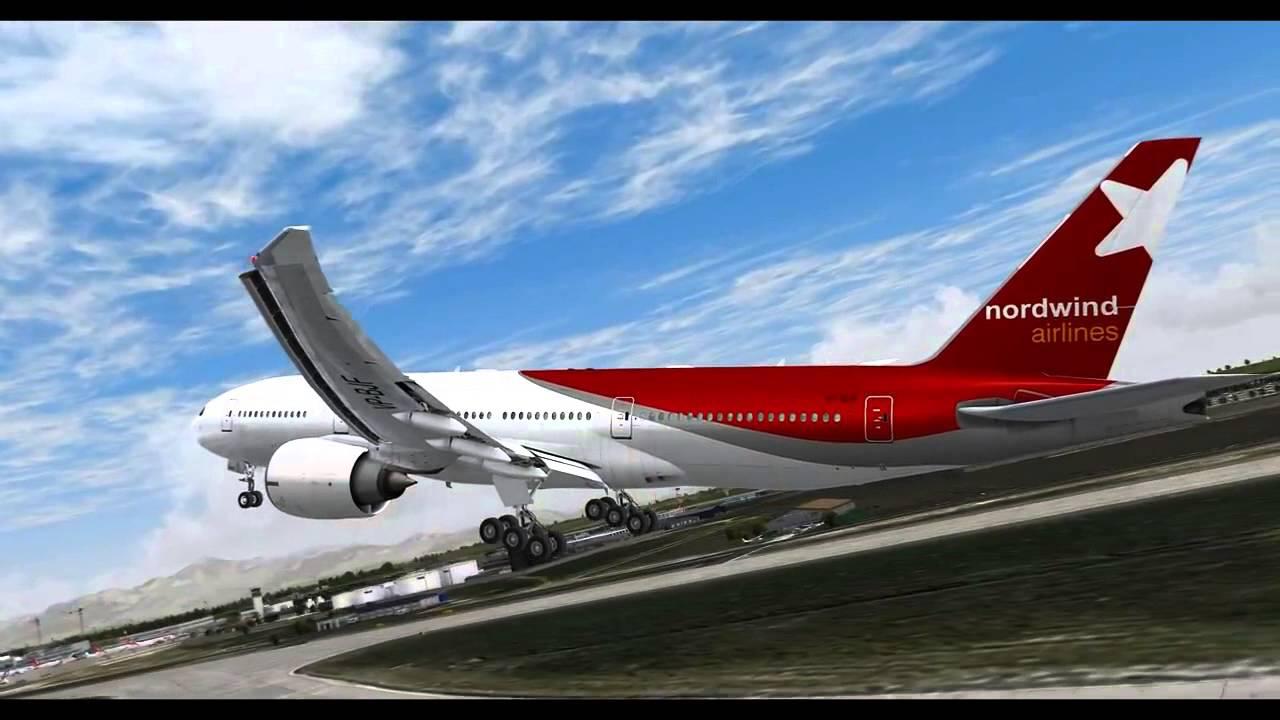 Промокод Nordwind Airlines -40 Северный Ветер на Апрель