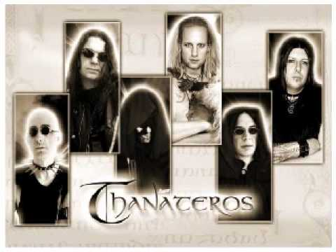 Thanateros - Drowsy Maggy (celtic+metal)