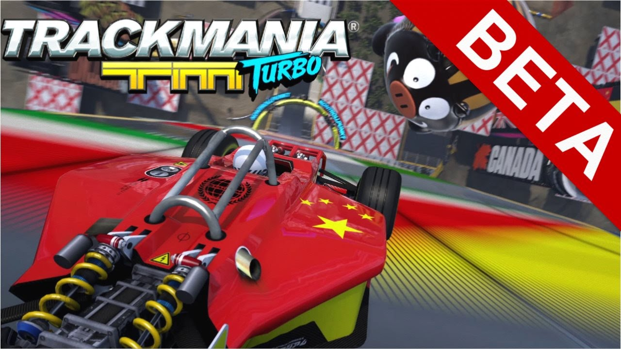 trackmania turbo beta ps4 online gameplay youtube. Black Bedroom Furniture Sets. Home Design Ideas