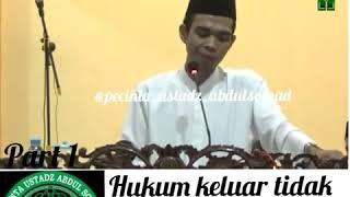 Download Video Ust.Abdul Somad ( Hukum Keluar Tidak Memakai Hijab ) MP3 3GP MP4