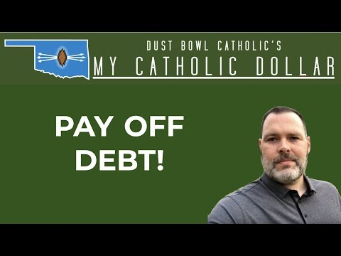 Pay Off Debt - 3rd Mansion - My Catholic Dollar 010