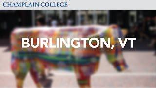 Burlington, VT | Champlain College