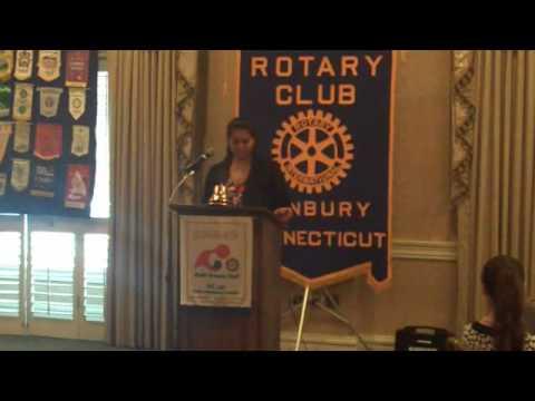 More Rotary Clubs of Danbury Award Scholarships