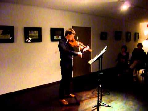 Mario Ros Vidal - A la lisière de la forêt - Vincent Hepp, viola