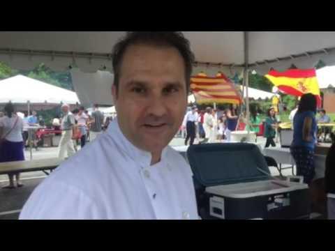 AWEE ABAYARI interviews ISRAEL former Manager, PORTHOS BAKERY