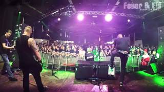 Herzlos - Papi´s Prinzessin (LIVE@ FuE Festival 2013)