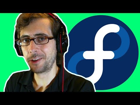 Fedora 20 - Linux review video