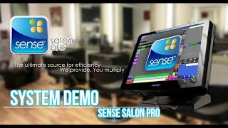 Sense salon pro system is a complete software package that powerful, yet simple-to-use. stands as pos and with its superior ...