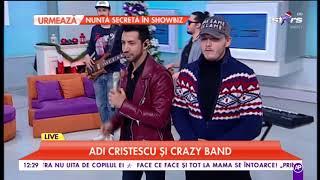 Adi Cristescu si Crazy Band - ,,Sub Pielea Mea