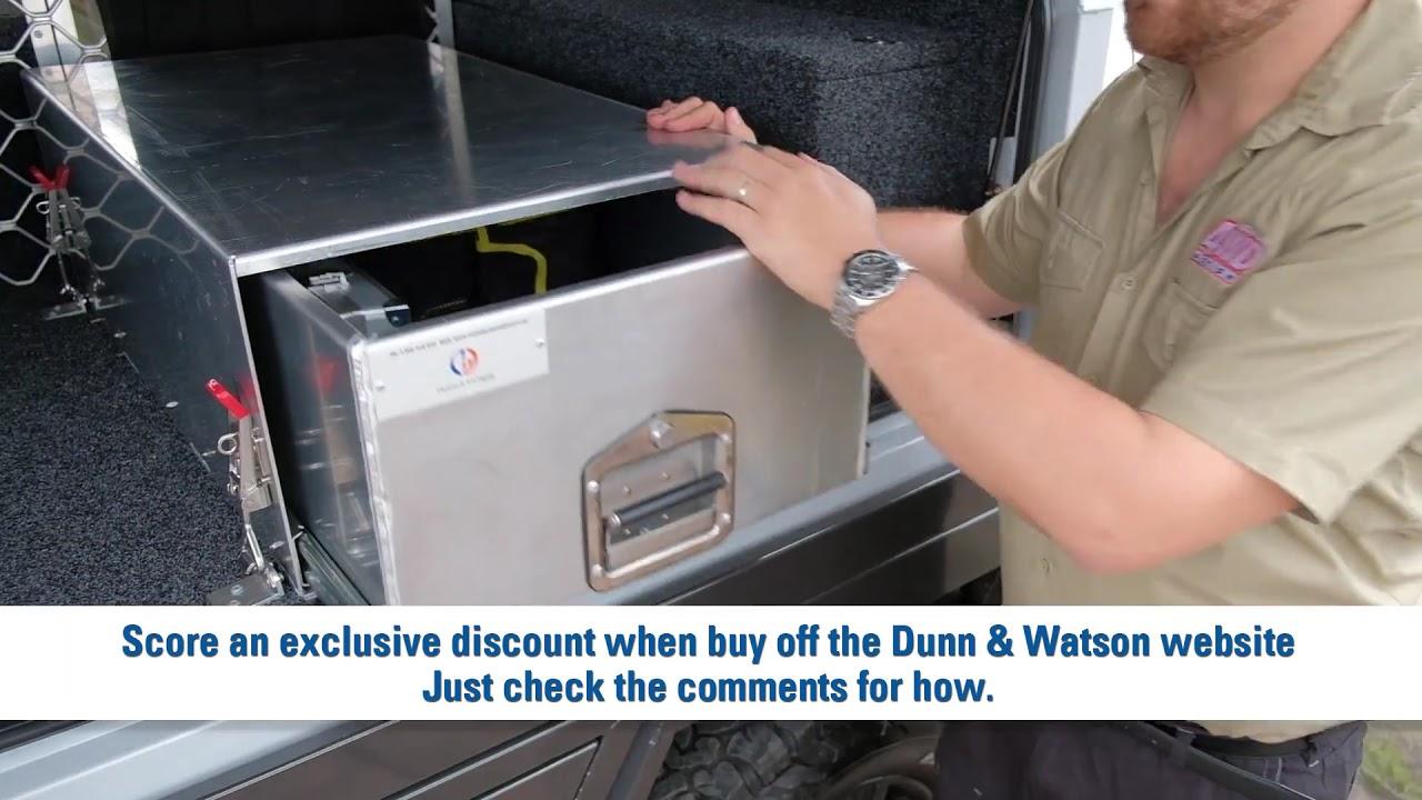 4WD Drawers | Drawer System | Dunn & Watson