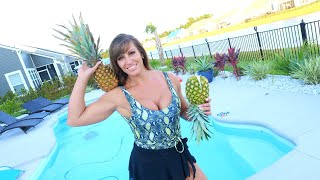 How to Grow PINEAPPLES!!