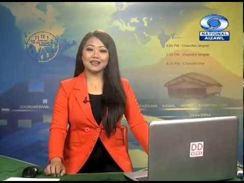 DD News Aizawl, 6:30 PM News 18 Jan 2019