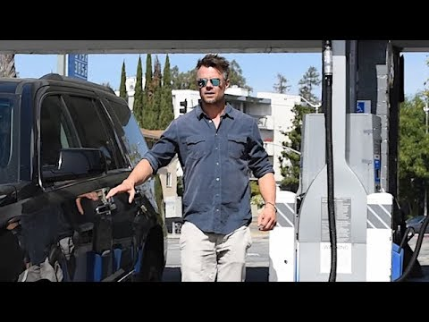 EXCLUSIVE  Josh Duhamel Gives Dirty Look When Asked About Relationship With Eiza Gonzalez