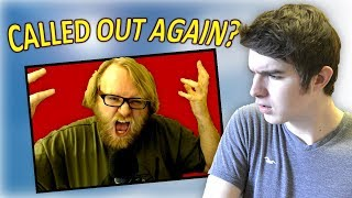 Greasy Liberal Calls Me Out! - (TJ Kirk)