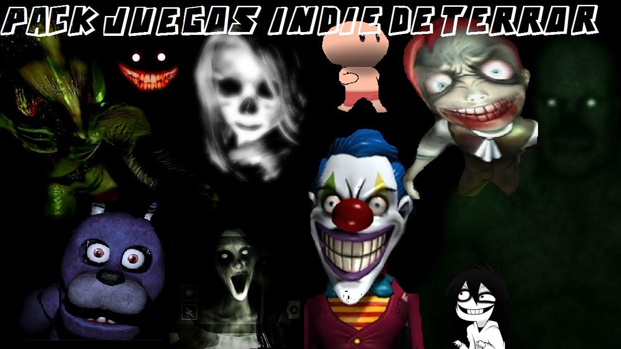 Descargar Pack De Juegos Indie De Terror 2013 2014 Gratuitos