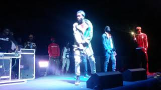 408 Empire Ft Mr Turner_ Tebanobe performance.