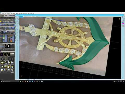 How to make 3D gemvision jewelry design matrix 8