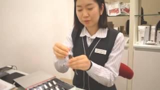 韓国コスメのコリアナ化粧品 アンプル紹介 ミョンドンセレニークでユ・...