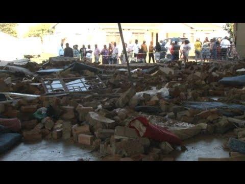 مصرع 13 شخصا في جنوب افريقيا جراء انهيار كنيسة  - نشر قبل 7 ساعة