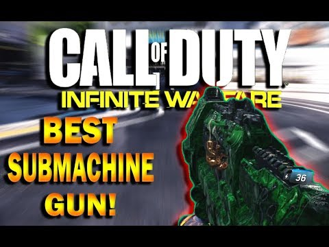 "BEST SUBMACHINE GUN ""ERAD BEST CLASS SET UP"" In Infinite Warfare (COD IW)"