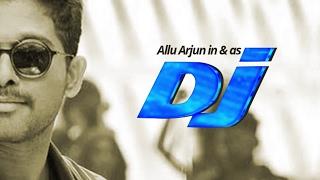 Allu arjun's dj duvvada jagannadham first look  | motion teaser | harish shankar | leapframes i 2017