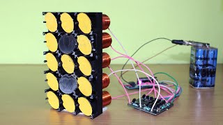 how to make electromagnetic display at home