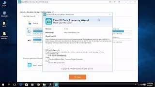 EaseUS Data Recovery Wizard Pro - Lifetime Activation