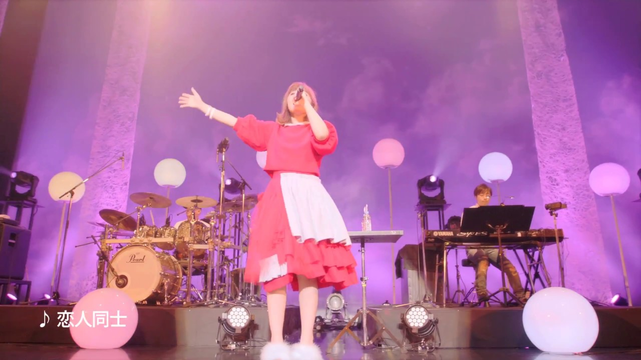 MACO Live DVD Amp Blu Raylove Letter Tour