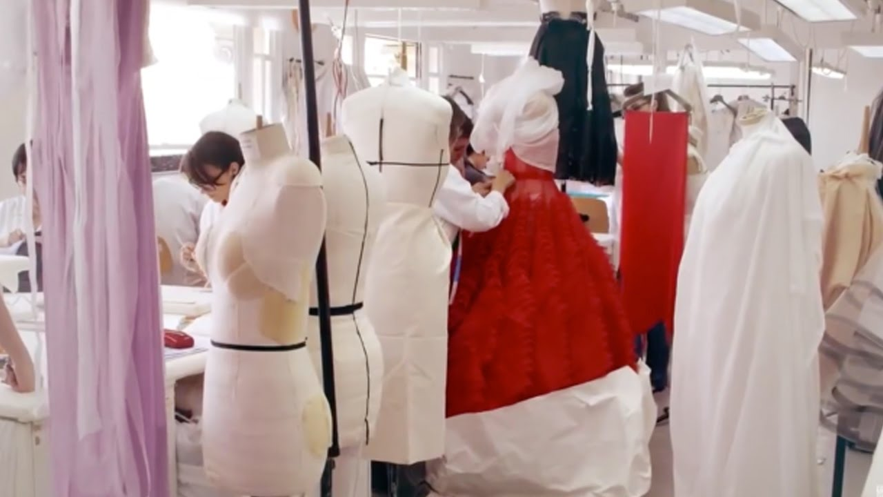 5 Best Fashion Schools In The World Youtube