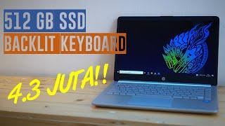 laptop 4 Jutaan Yang Masih Oke Untuk Editing dan Gaming  Review ASUS X550D #giveawaydkid