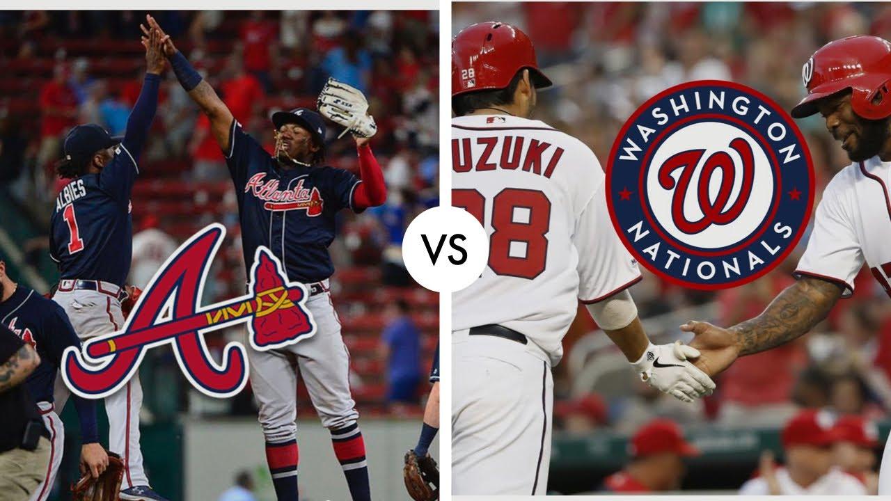 Atlanta Braves VS Washington Nationals| Game Highlights| June 21