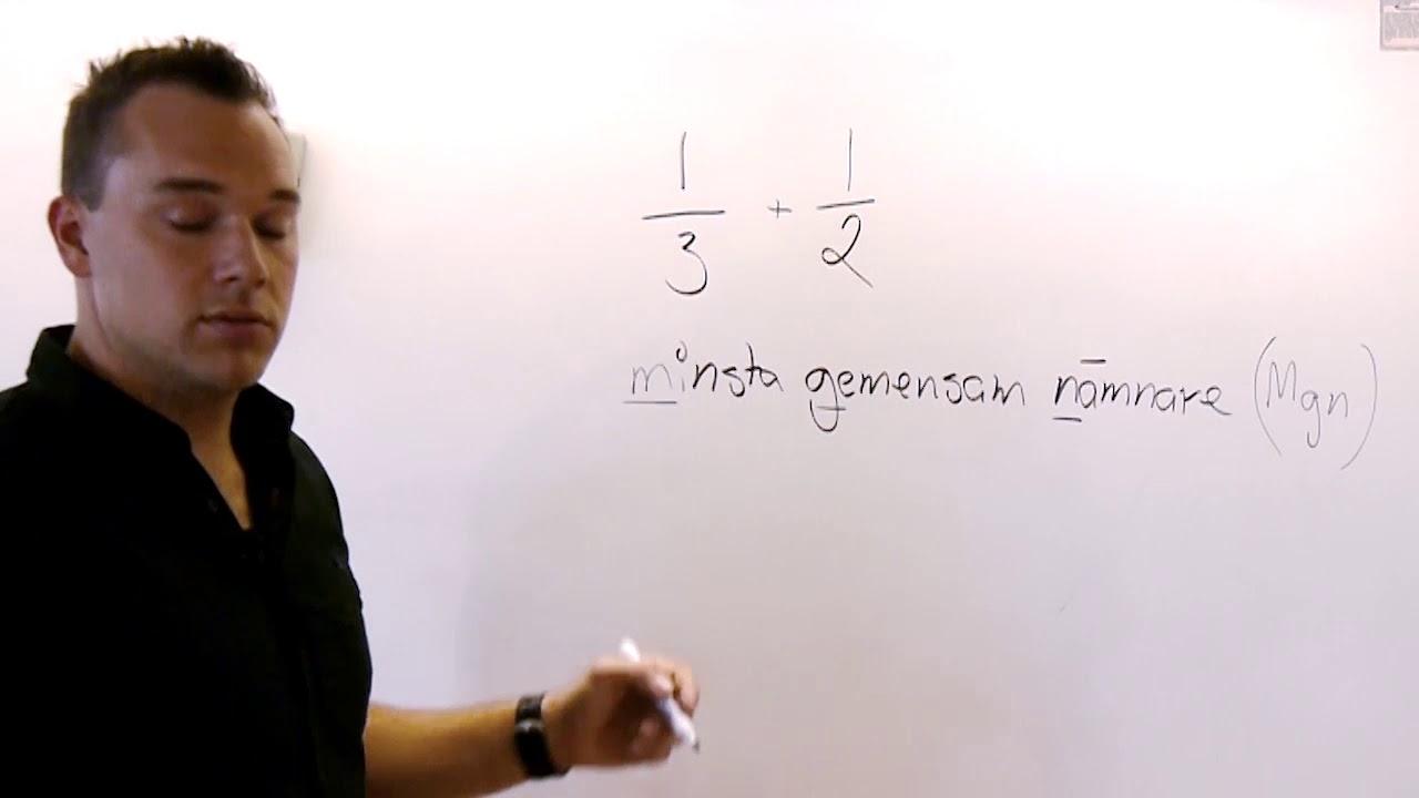 Bråk 9. Addition av bråk!  Matematik åk 7. Kap 2, avsnitt 9.
