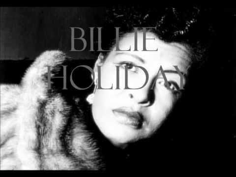 BILLIE HOLIDAY - CRAZY HE CALLS ME --(With Lyrics)