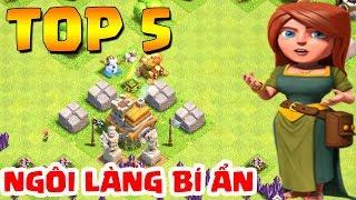 [TOP 5] Những Ngôi Làng Bí Ẩn Trong Clash Of Clans Pate 1   BXT