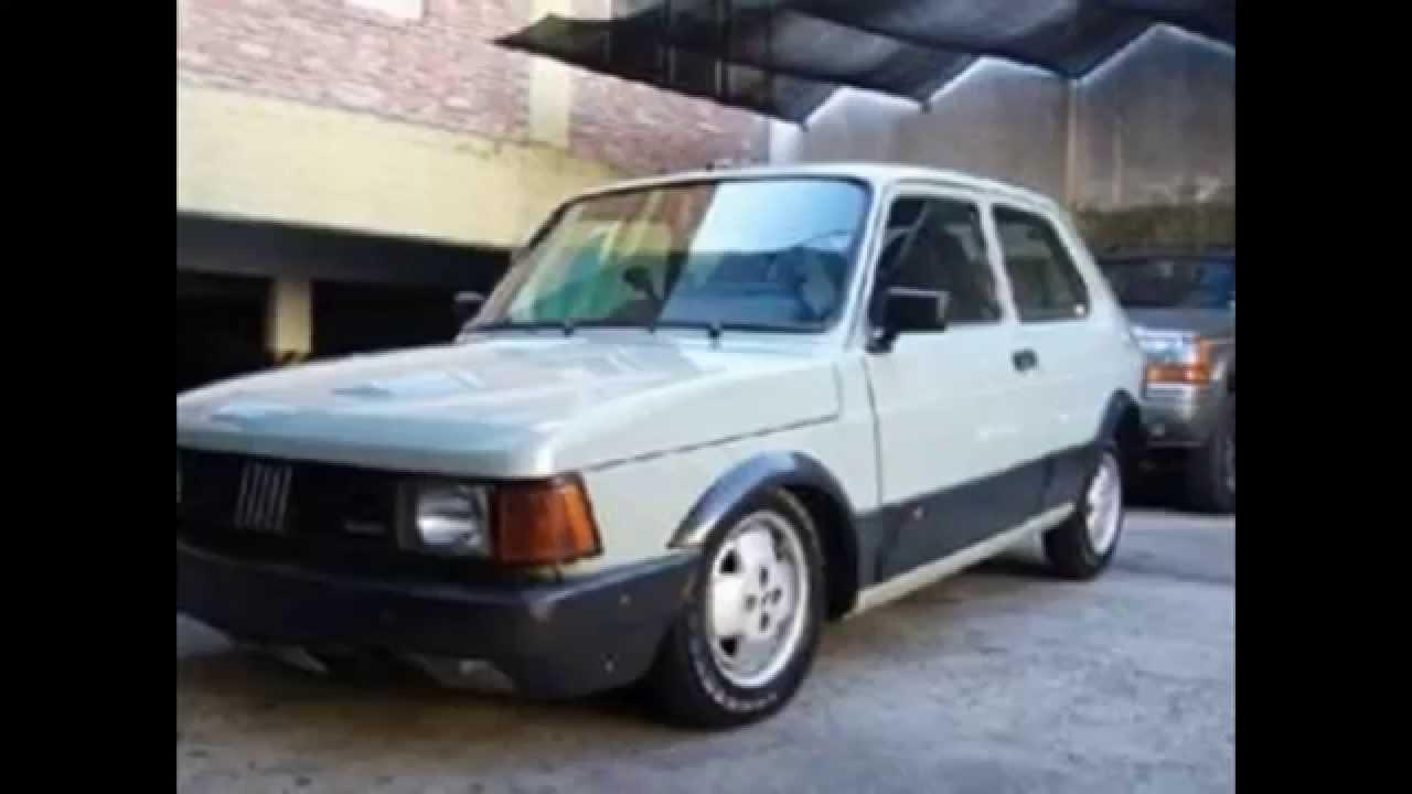 Fiat 147 Al Piso Youtube