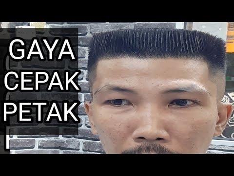 Model Gaya Rambut CEPAK PETAK.. - YouTube