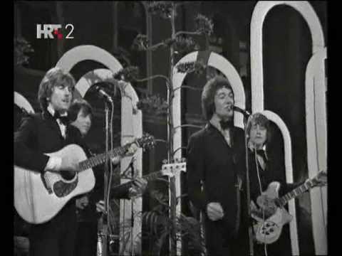 The Hollies - Jennifer Eccles (Live 1968)