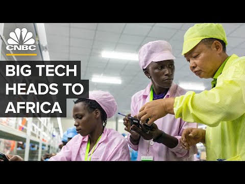 Why Elon Musk And Jack Dorsey Have Big Plans For Africa Youtube