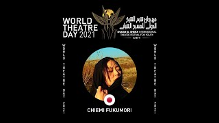 Chiemi Fukumori, japan - SITFY 2021 - International theatre Day