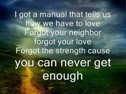 Bush-Afterlife Lyrics