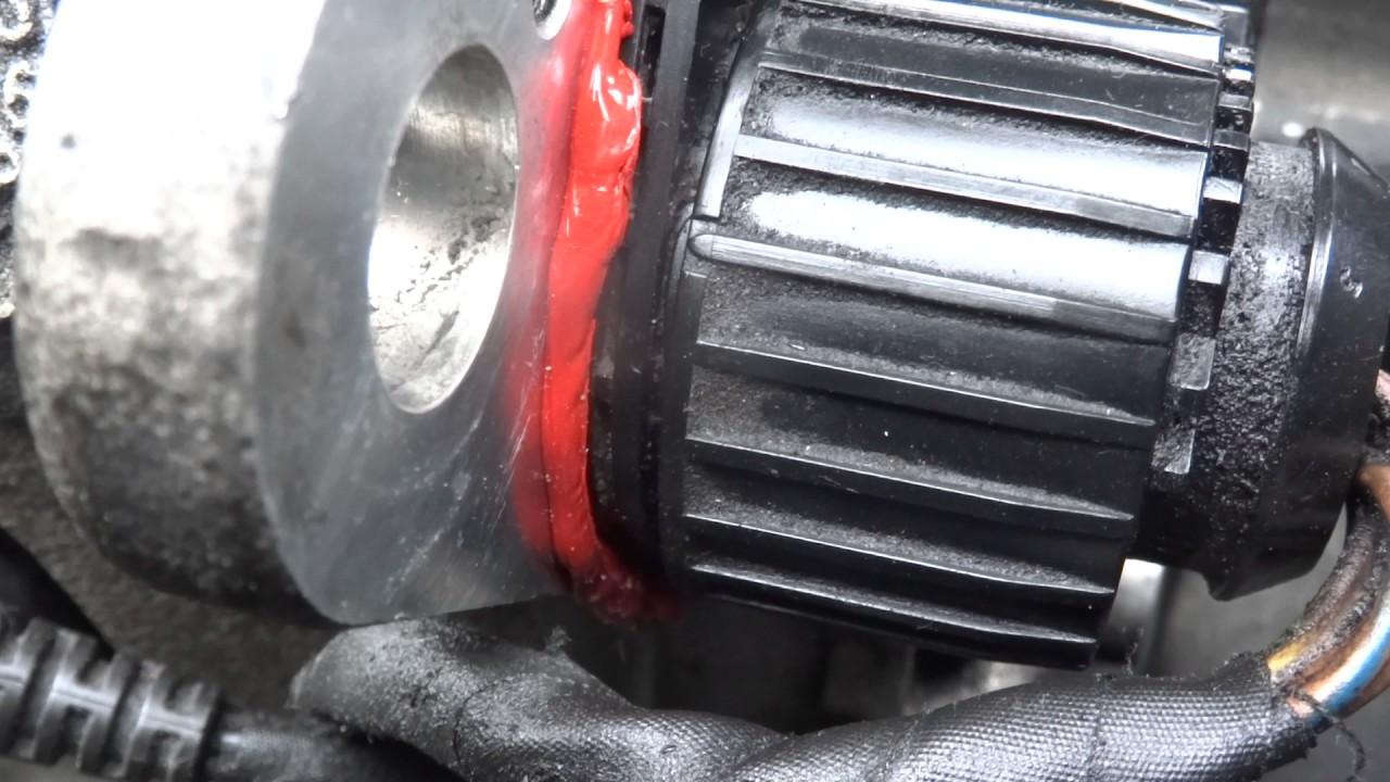 hight resolution of vw check repair leak before one week vw engine bls tdi 1 9