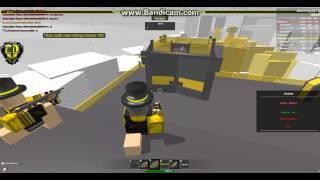 TFE Beats EL in a raid! ROBLOX