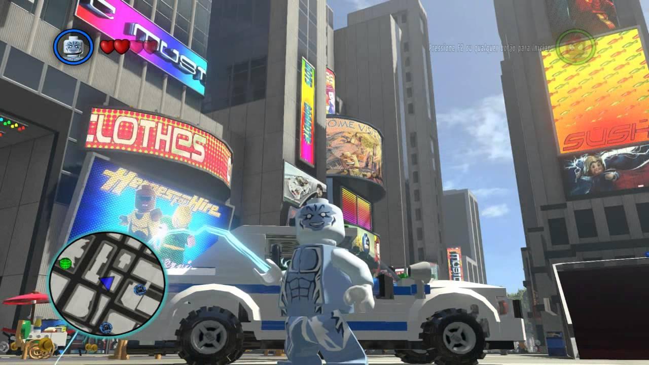 Lego the amazing spider man 2 enemies unite trailer viyoutube - Lego the amazing spider man 3 ...